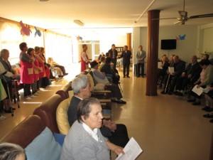 Visita Pastoral Bispo Auxiliar D. Nuno Almeida