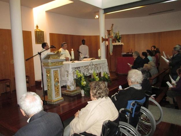 Eucaristia da Santa-Unção