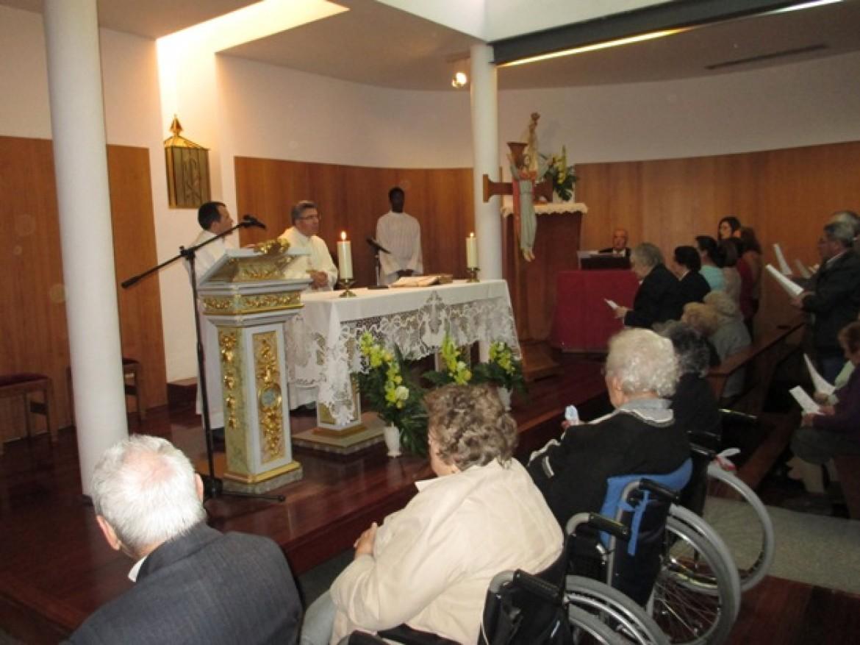 Visita Pastoral Sr. Bispo Auxiliar D. Nuno Almeida